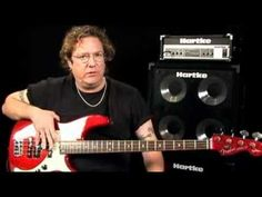 Bass Guitar Lessons - Fretboard Fitness - #1 Introduction - Stu Hamm - YouTube