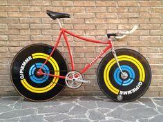 TT pinarello with gipiemme discs