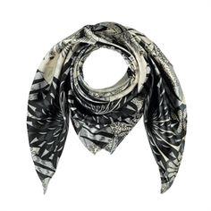 Pieces Pcrakel scarf, Black, medium