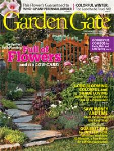 THE best Gardening magazine EVER.  Thank you to my friend Kim who got me addicted to it!