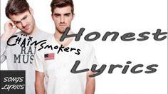 Chainsmokers, Song Lyrics, Songs, Youtube, Music Lyrics, Lyrics, Song Books, Youtubers, Music Notes