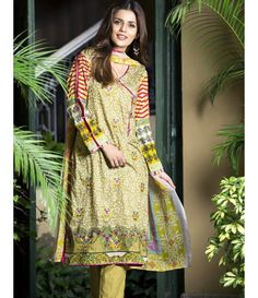 Monsoon Festivana SS '16 Embroidered Collection by Al Zohaib AZ_9B
