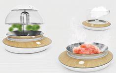 Electrolux Design Lab 2012 - 30 Semi-finalists presented - Electrolux Group Stainless Steel Kitchen Shelves, Gnu Linux, Modernist Cuisine, Yanko Design, Design Lab, New Flavour, Molecular Gastronomy, Kitchen Gadgets, Kitchenware
