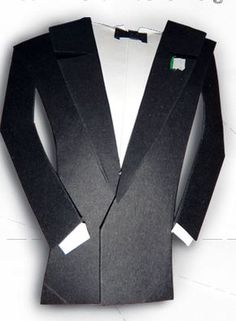 Origami Tuxedo