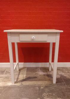 antik-køkkenbord-skuffe-malet