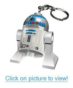 Turn every trip into an exciting adventure with this LEGO® Star Wars® Key Chain. Makes a great gift for fans of LEGO® Star Wars® building sets. see large detailed pictures at bottom of page. Lego Star Wars, Star Trek, Lego Chevalier, Starwars, R2d2, Geek Toys, Buy Lego, Lego Lego, Lightsaber
