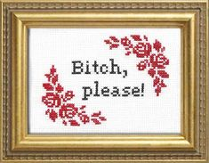 Julie Jackson of Subversive Cross Stitch makes me so happy sometimes it hurts.