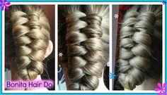 Infinity Dutch Braid / Trenza Infinita / Bonita Hair Do