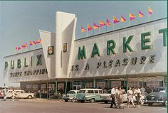 Publix doesnt look like this anymore, this has to be at least 30 years ago, back when they had s&h greenstamps