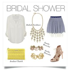Bridal Shower chic