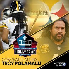 Steelers Team, Here We Go Steelers, Pittsburgh Steelers Football, Pittsburgh Sports, Steeler Nation, Pittsburgh Steelers Wallpaper, Troy Polamalu, Nfl Championships, Football Pictures