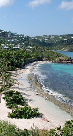 Guanahani Beach, Grand Case Bay, St. Barts, Caribbean Islands