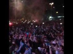 Portugal campeón de la Eurocopa: Eufórica celebración de hinchas en Lisb...