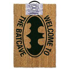 Batman 'Welcome To The Batcave' Door Mat