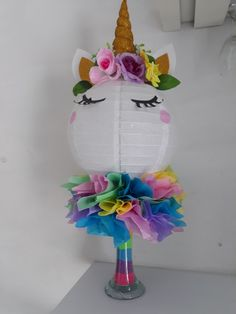 Centro de mesa unicornio Girl Birthday, Birthday Parties, Ideas Para Fiestas, Unicorn Party, My Princess, Unicorns, My Little Pony, Babyshower, Diy And Crafts