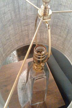 DIY Lamp Kits on Vases