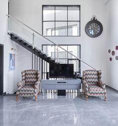Chic and Regal Upscale Riverside Villa | Design Studio Associates - The Architects Diary