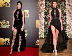 From Nargis Fakhri to Lilly Singh, Checkout the Hottest Looks from the MTV Movie Awards 2016 | PINKVILLA