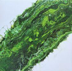 Acryl fluid
