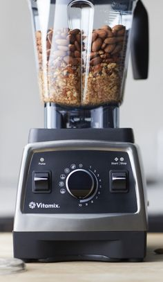 How to Make Nut Butter in Your Vitamix Blender