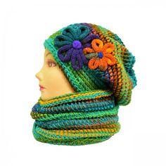 Baretkový set 1869 čepice souprava nákrčník ušanka set hučka Crochet Hats, Beanie, Fashion, Crocheted Hats, Moda, Fashion Styles, Beanies, Fashion Illustrations, Fashion Models