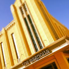 Magnolia Theater, West Village, Dallas Texas