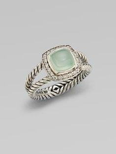 David Yurman ring.