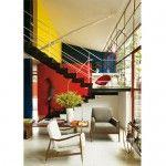 Casa Mondrian, projeto Vilanova Artigas fonte Alexincasa