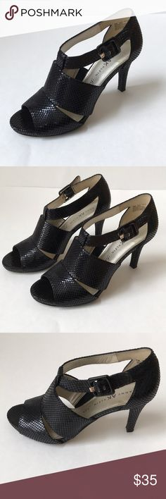 d7348a31040 Anne Klein iFlex Women s Back Snake Sandal Stylish and comfortable Great  for work or an evening