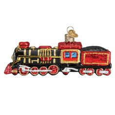 Merck Old World Christmas  DOMINOS  Ornament  44146  New