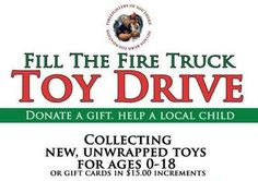 "Vegas24Seven.com | Firefighters of Southern Nevada Burn Foundation to Kick Off 13th Annual ""Fill The Fire Truck"" Toy Drive"