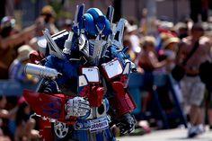 transformers optimus prime cosplay - Recherche Google