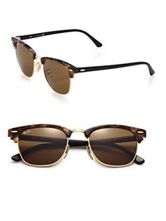 Ray-Ban - 51MM Square Sunglasses