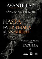 Nasta + Javier Petaka + Alan Bi Rush http://www.activohiphop.com/index.php?modo=pagenda