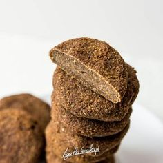 Healthy Cookies, Clean Eating, Good Food, Food Porn, Food And Drink, Sweets, Healthy Recipes, Snacks, Chocolate