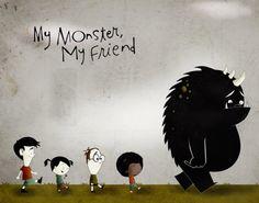 my monster my friend Shannon Associates LLC
