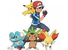 Resultado de imagen de imagenes de todos los personajes de pokemon