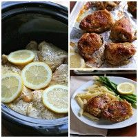 Recipe Submitted By: The Magical Slow Cooker Click on the link below for the Lemon Pepper Chicken Thighs Recipe!  Lemon Pepper Chicken Thighs