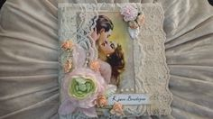 laced wedding I Card, Lace Wedding, Frame, Home Decor, Homemade Home Decor, A Frame, Frames, Hoop, Decoration Home