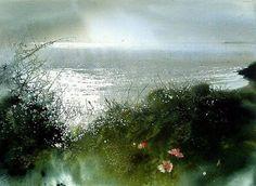 Watercolor by Nita Engle