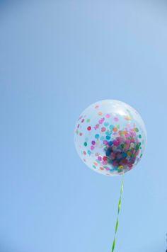 Latex balloons round