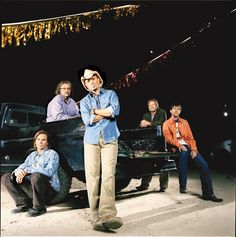 Sawyer Brown--won tickets at my project graduation to see them in Branson.