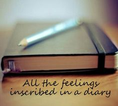 What about a diary