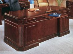 Wood Home Office Furniture (8)