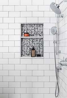 Before and After: Twice as Nice Bathrooms   Rue