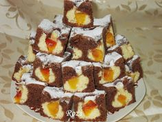 Hozzávalók a tésztához: Sweet Cookies, Cake Cookies, Torte Cake, Winter Food, Cookie Recipes, Food To Make, Delicious Desserts, Good Food, Food And Drink