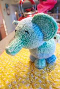 Elephant -Susan B. Anderson