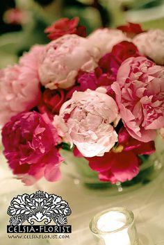 Vancouver Celsia Florist Wedding Centerpiece - Vancouver Florist_4330026236_m by Celsia Florist, via Flickr