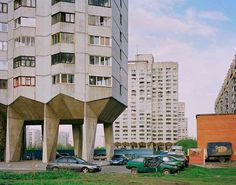 The Glorious Communist Architecture. PHOTOS: The Stark Communist Architecture Of Eastern Europe - Business Insider Architecture Constructiviste, Constructivism Architecture, Russian Architecture, Futuristic Architecture, Concrete Structure, Brutalist, Beautiful Buildings, Eastern Europe, Inspiration