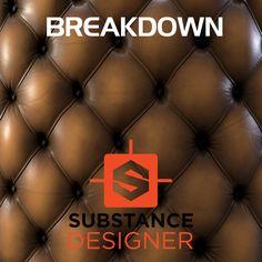 ArtStation - Substance Designer: Chesterfield Leather Tutorial, Okan Beyit